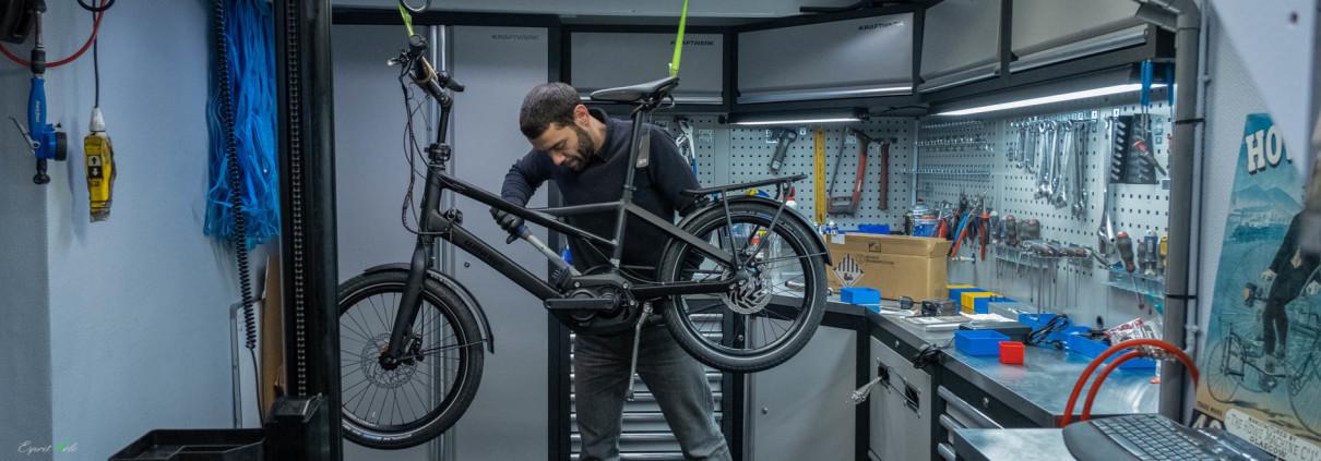Bannière Page d'Accueil Esprit vélo paris