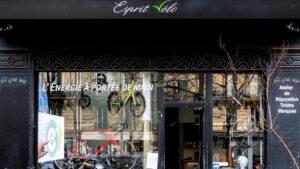 Esprit vélo Paris