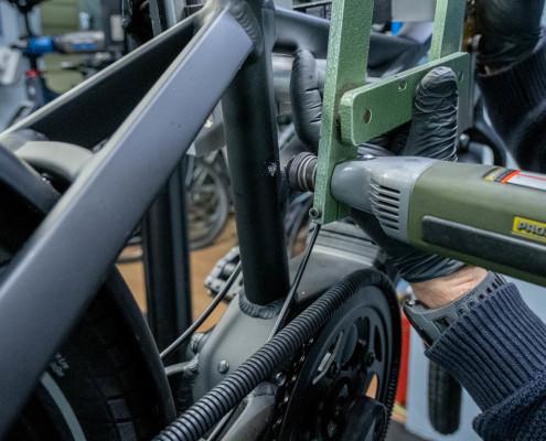 Winora Radius Atelier Marquage Esprit vélo