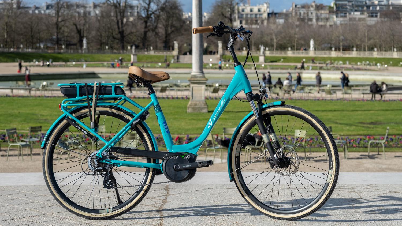 Grand ville présentation Esprit vélo Paris E-premieum