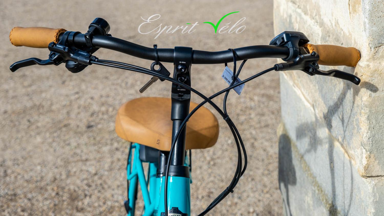 Grand ville présantation Esprit vélo Paris