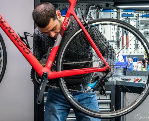 Colnago CRS Atelier Esprit vélo