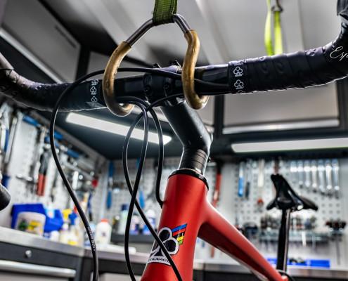 Colnago CRS ultegra préparation Paris Esprit vélo Paris