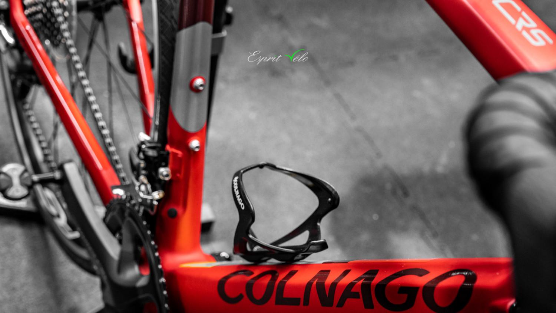Colnago CRS ultegra Esprit vélo Paris