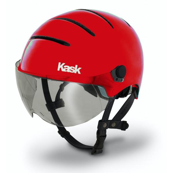 Casque kask urban lifestyle Red Esprit vélo