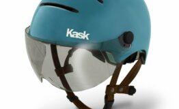 Casque kask urban lifestyle aqua Esprit vélo