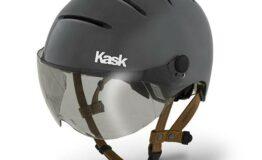 Casque kask urban lifestyle entracite Esprit vélo