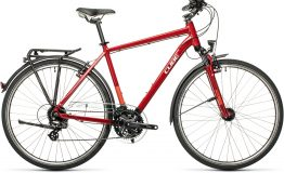 Cube Touring Men rouge