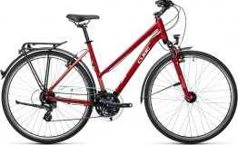 Cube Touring Trapeze rouge