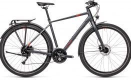 Cube Travel Men iridium