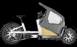 Esprit vélo BERGAMONT E-CARGOVILLE LJ EDITION D