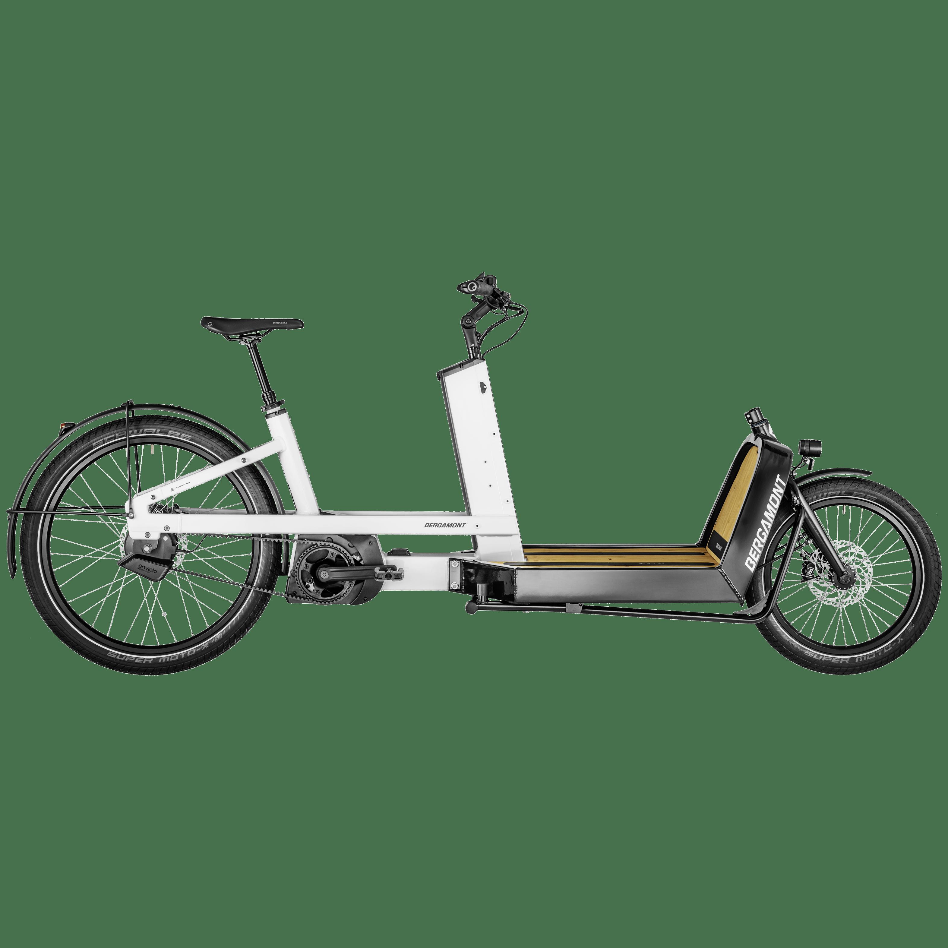 Esprit vélo BERGAMONT E-CARGOVILLE LJ ELITE B