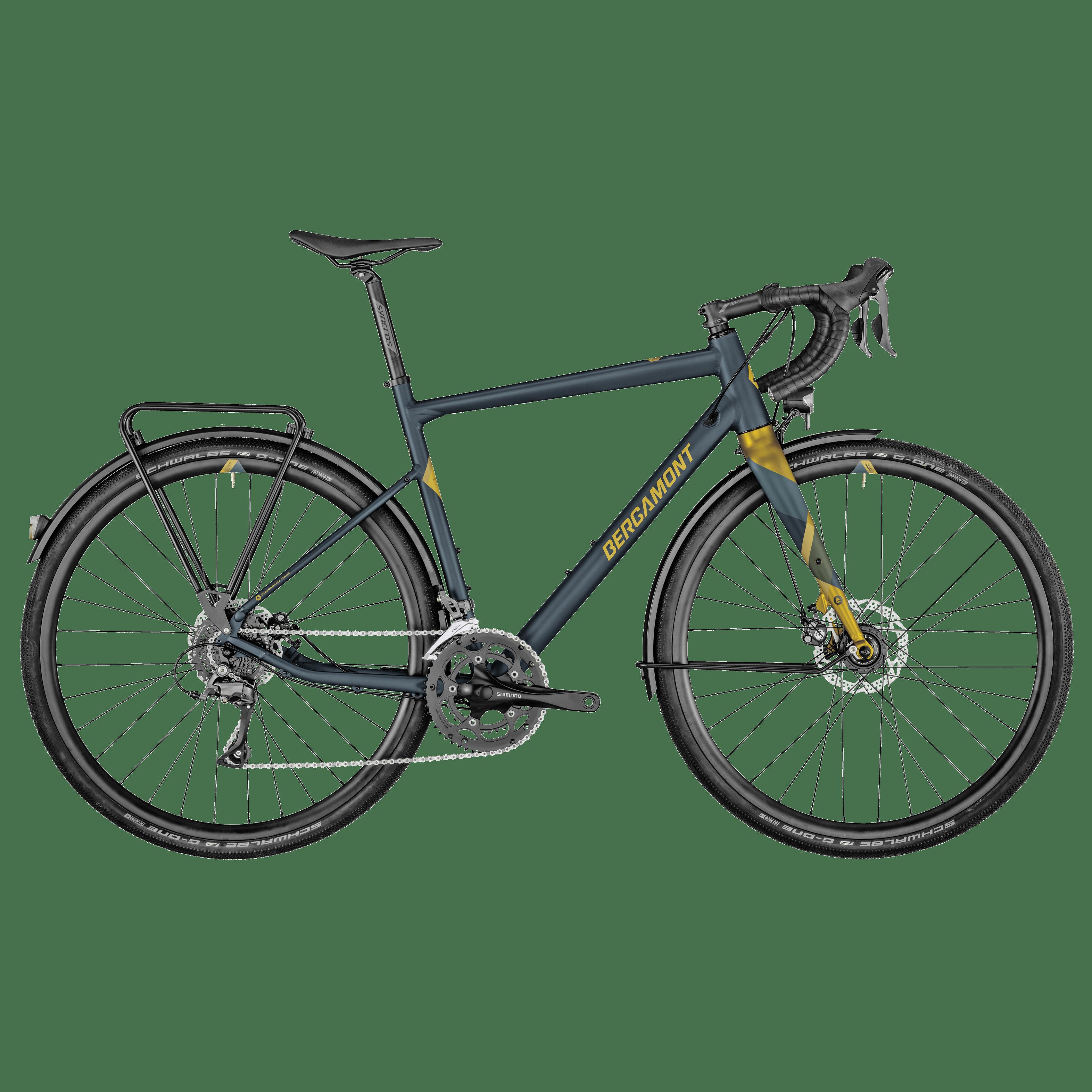 Esprit velo Bergamont Grandurance RD 3 Petrol