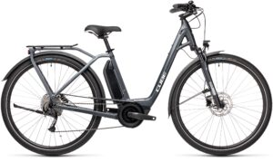 Catalogue Cube TOWN SPORT HYBRID ONE 400 Iridium'n'grey Esprit vélo