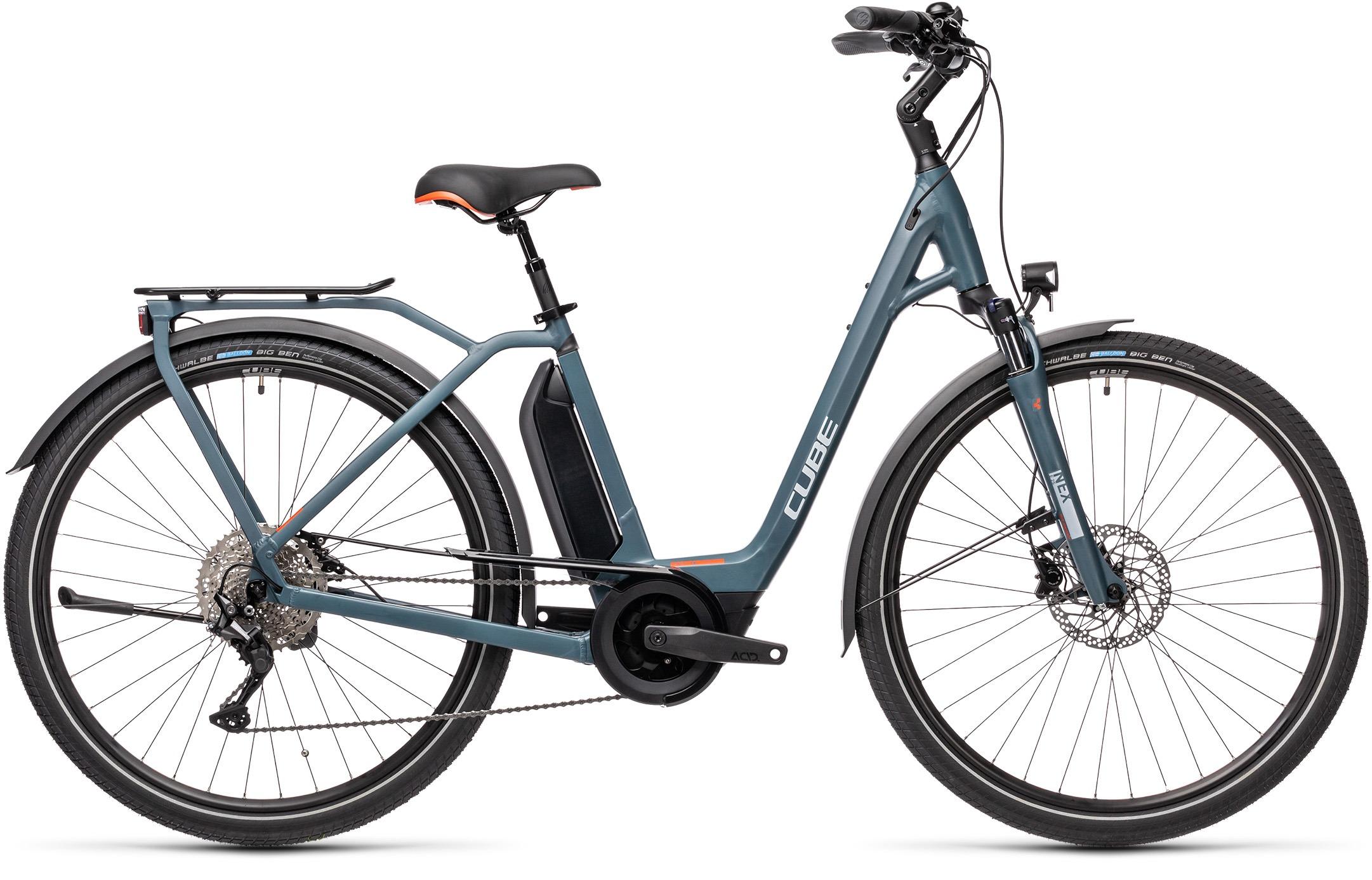 Cube TOWN SPORT HYBRIDPRO 500 Esprit vélo