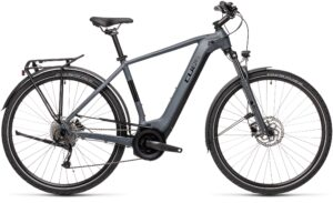 Catalogue Esprit vélo Cube Touring Hybrid ONE 400 grey´n´black H