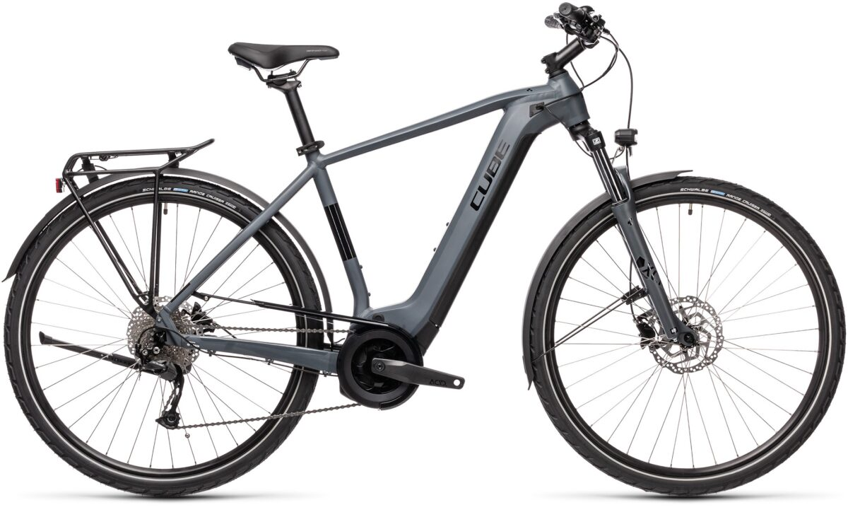 Cube Touring Hybrid ONE 500 grey´n´black H Esprit vélo