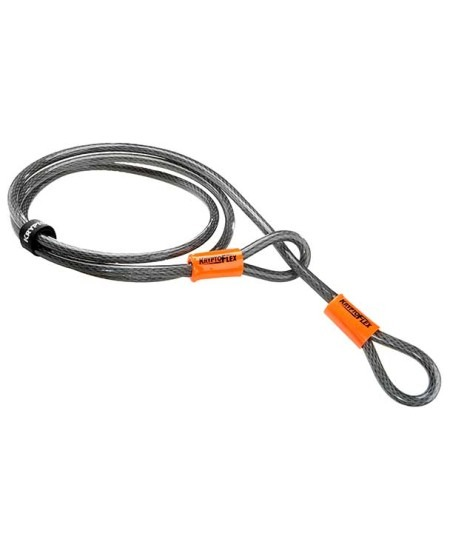 Esprit Vélo kryptonite-KryptoFlex-710-câble-double-boucle