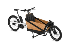 Bergamont E Cargo accessoires Esprit vélo Paris 18