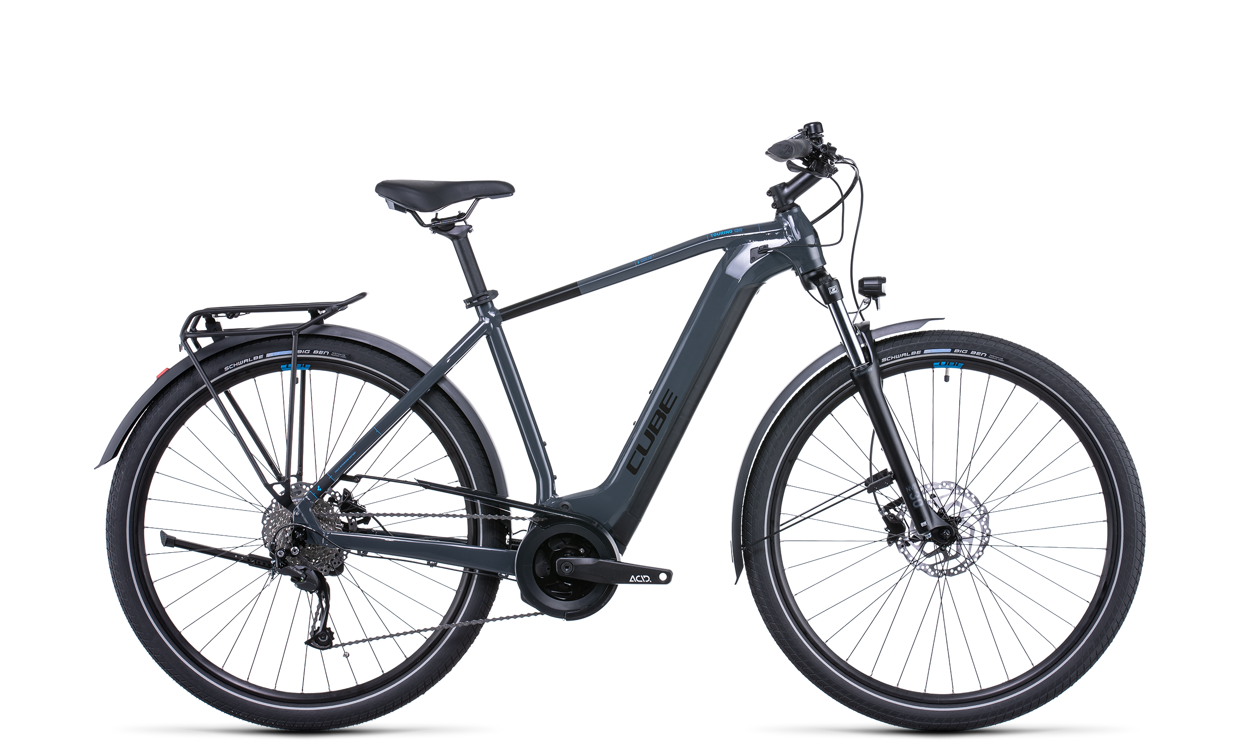 Cube Touring Hybrid One 500 H