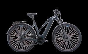 Catalogue Cube Touring Hybrid One 500 H Esprit vélo Paris