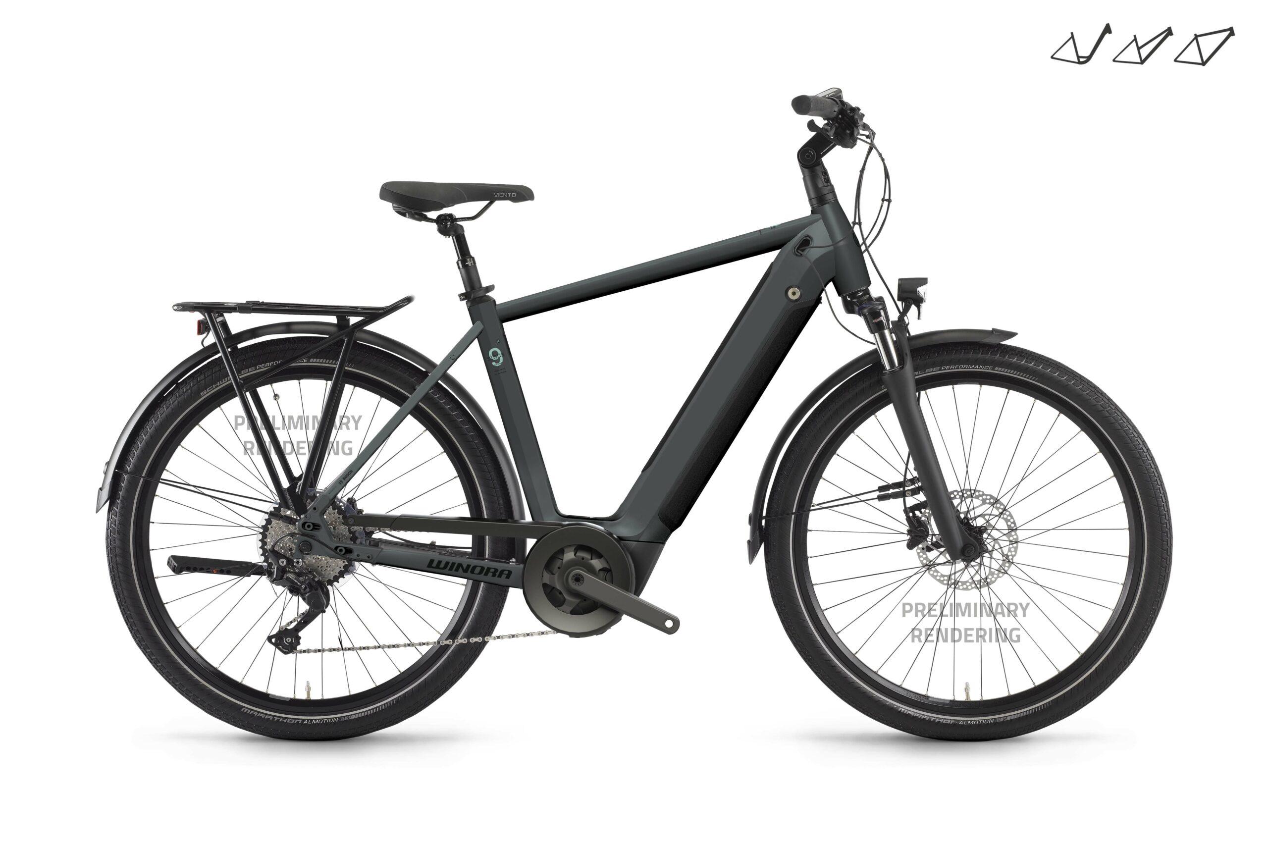 Winora Sinus 9 gentdarkslategrey Esprit vélo