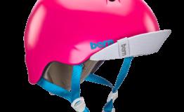 Casque Bern Nina-Satin-Hot-Pink-Esprit vélo