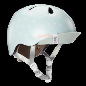 Catalogue Casque Bern Nina-Satin-Seaglass-Polka-Esprit vélo