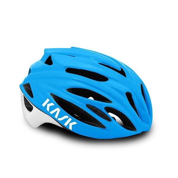 Casque kask Rapido light bleu Esprit vélo