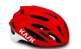 Casque kask Rapido red Esprit vélo