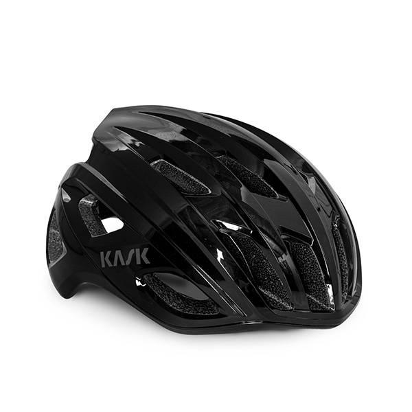 Casque kask morito 3 noir Esprit vélo