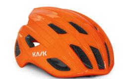 Casque kask morito 3 orange fluwo Esprit vélo
