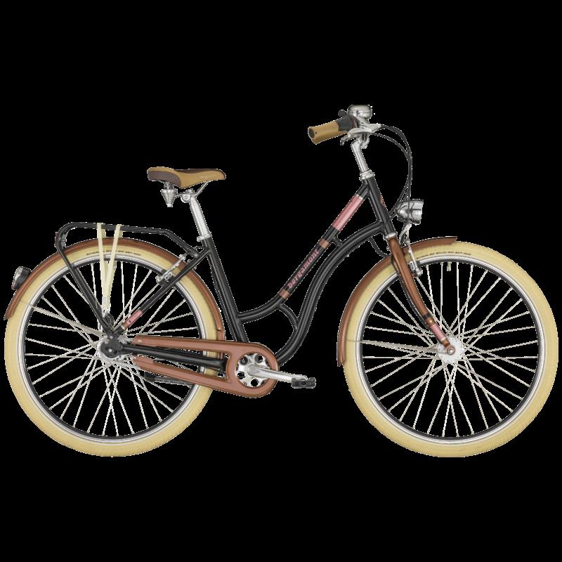 Bergamont Summerville N7 Noir Esprit vélo