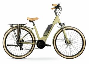 Catalogue Granville E-Urban 30 plus olive Esprit vélo