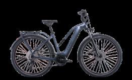Cube Touring Hybrid PRO 500 Trapeze Esprit vélo Paris 13