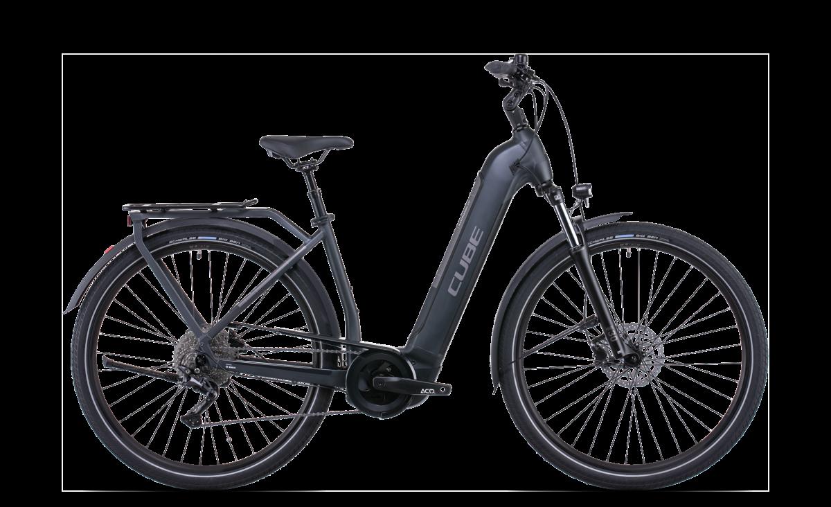 Cube kathmandu Hybrid One 500 Esprit vélo Paris 13