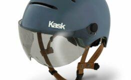 Casque kask urban lifestyle bleu 2 Esprit vélo