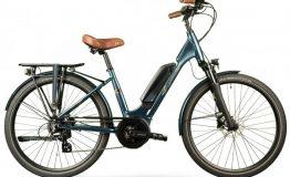 E-urban Petrol blue