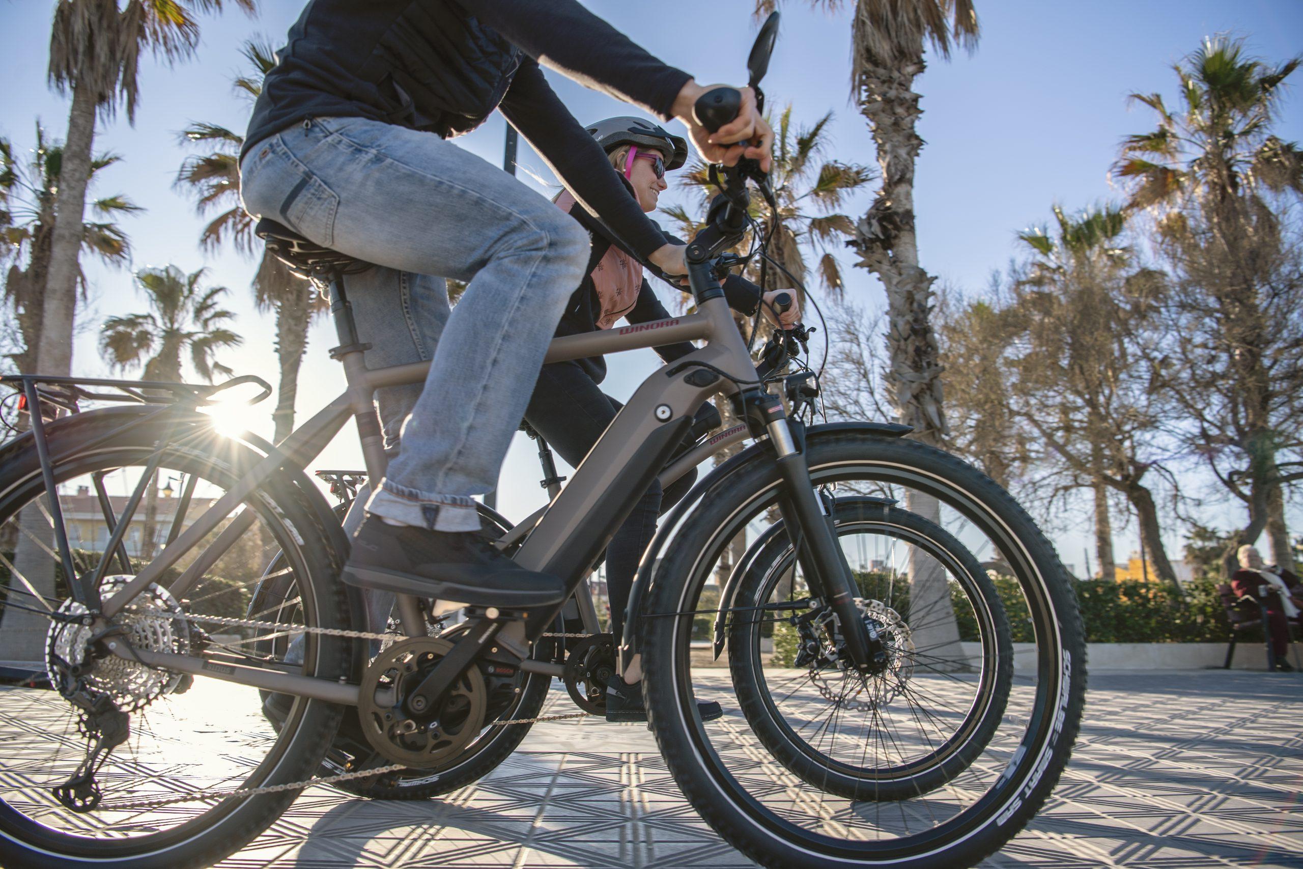 Winora Urban/Sinus/iX12 Esprit vélo
