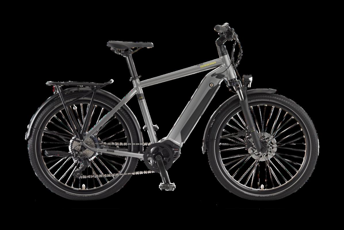 Winora sinus Ix10 Gent concrete Esprit vélo Paris