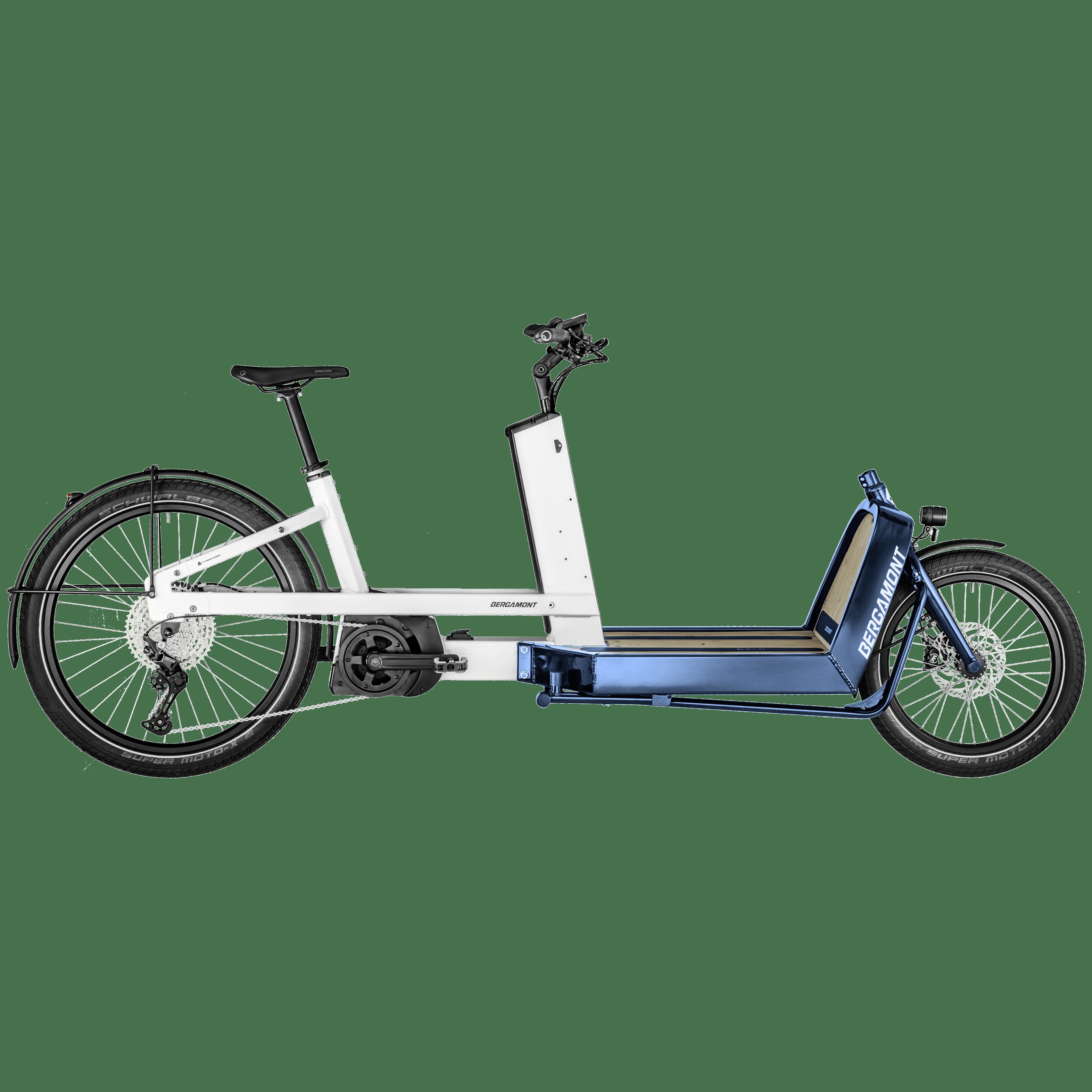 Esprit vélo BERGAMONT E-CARGOVILLE LJ EDITION