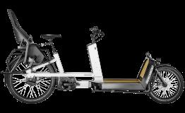 Esprit vélo BERGAMONT E-CARGOVILLE LJ ELITE E