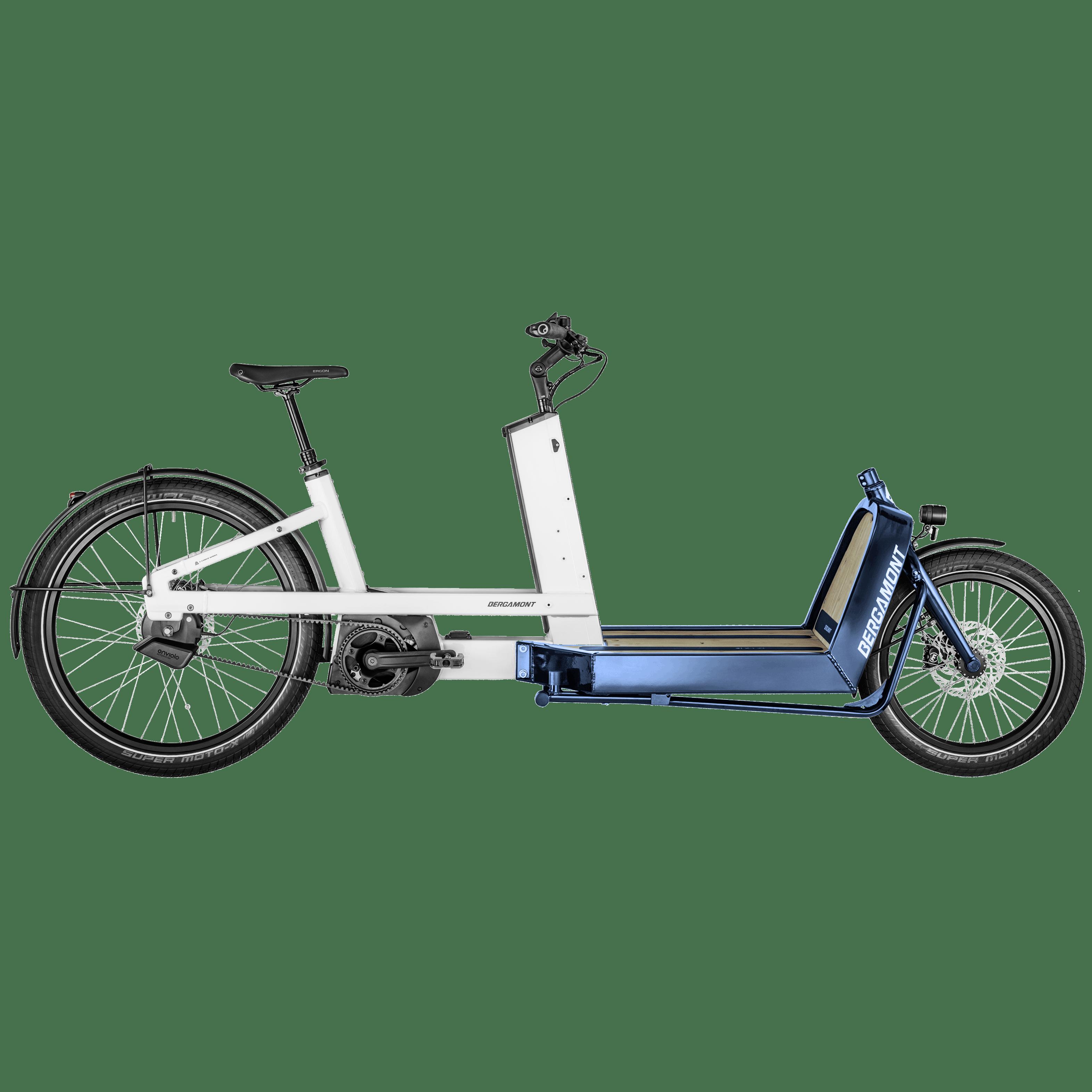 Esprit vélo BERGAMONT E-CARGOVILLE LJ ELITE