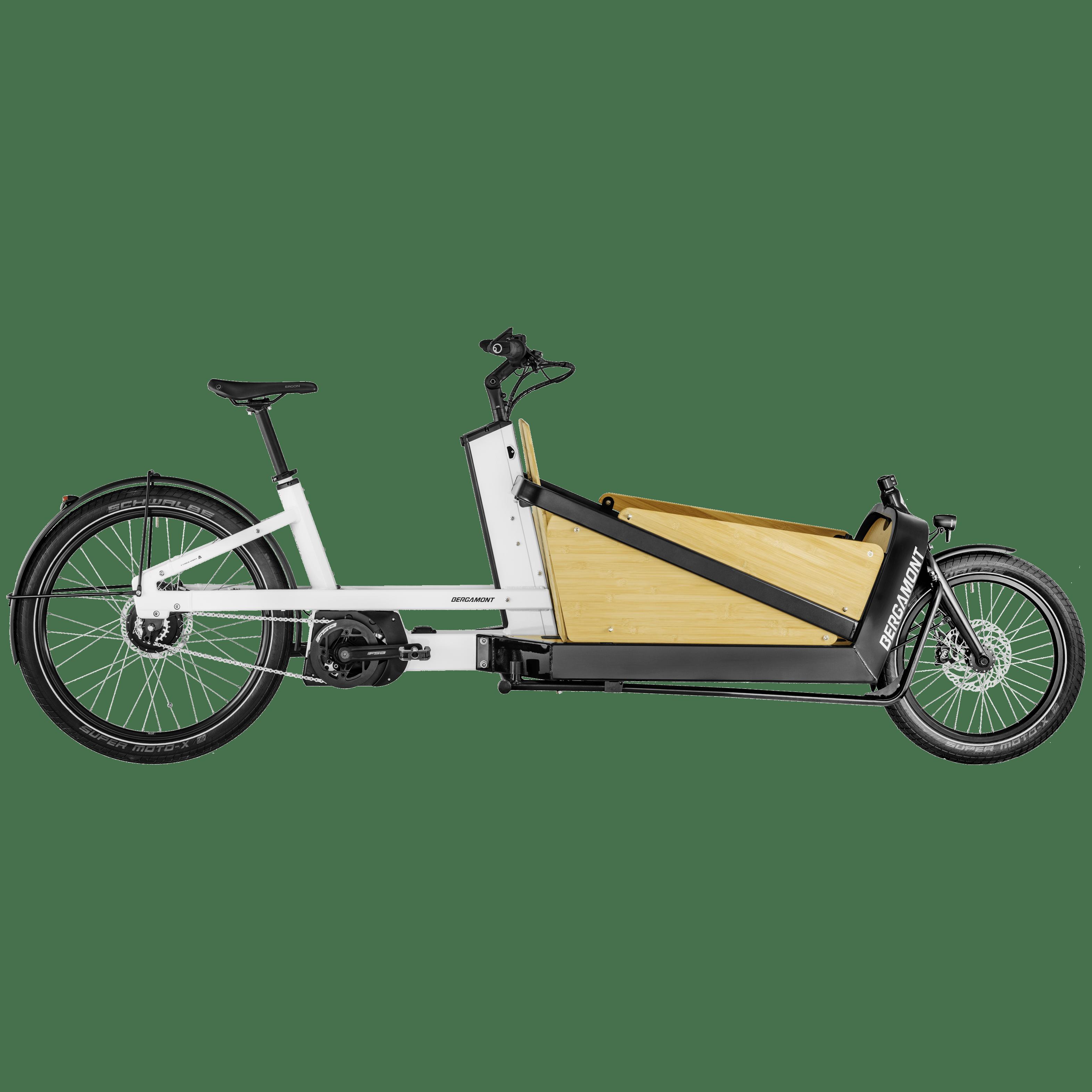Esprit vélo BERGAMONT E-CARGOVILLE LJ EXPERT A