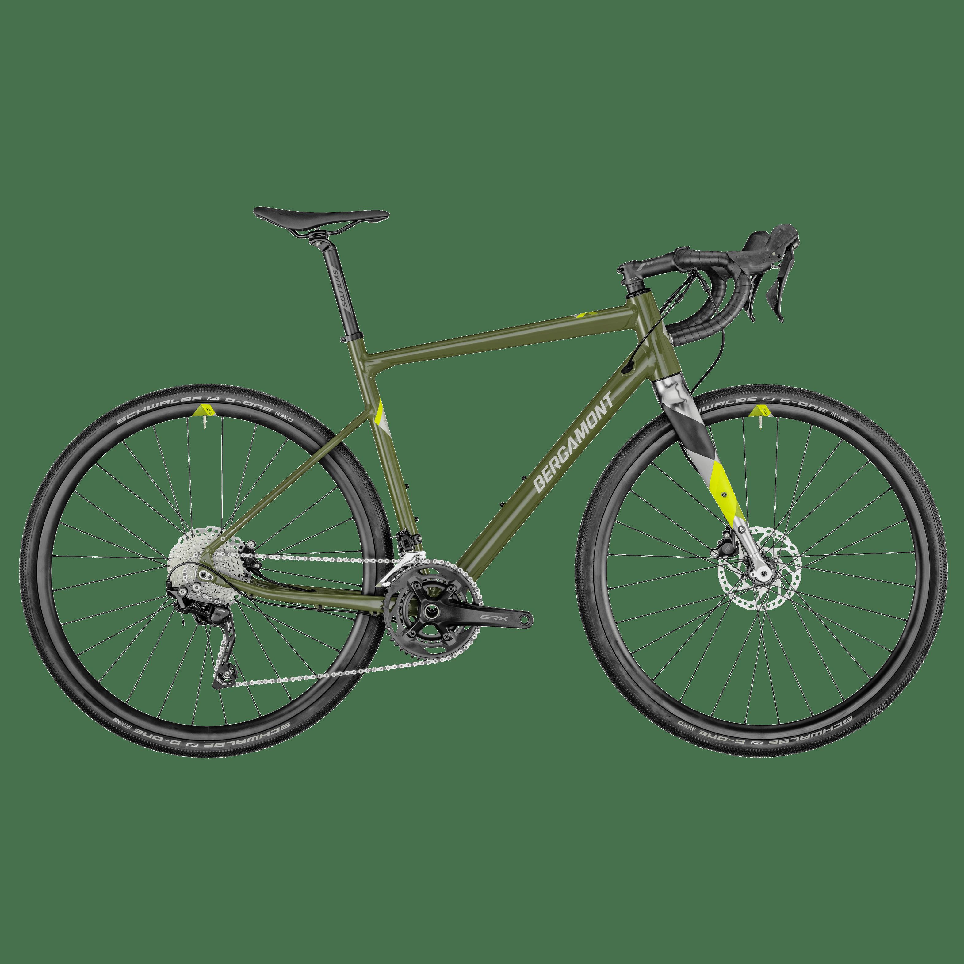Esprit velo Bergamont Grandurance 6