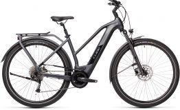 Cube Kathmandu Hybrid ONE 500 iridium´n´black Trapeze Esprit vélo