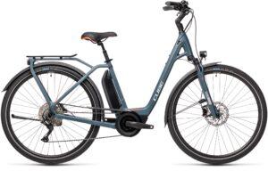 Catalogue Cube TOWN SPORT HYBRIDPRO 500 Esprit vélo