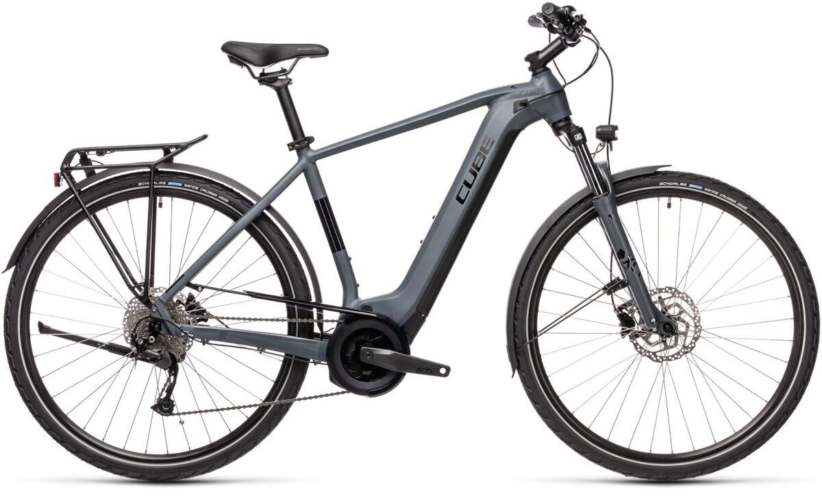 Cube Touring Hybrid ONE 500 grey´n´black H Esprit vélo