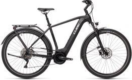 Esprit vélo Cube Touring Hybrid Pro 500 black´n´white H