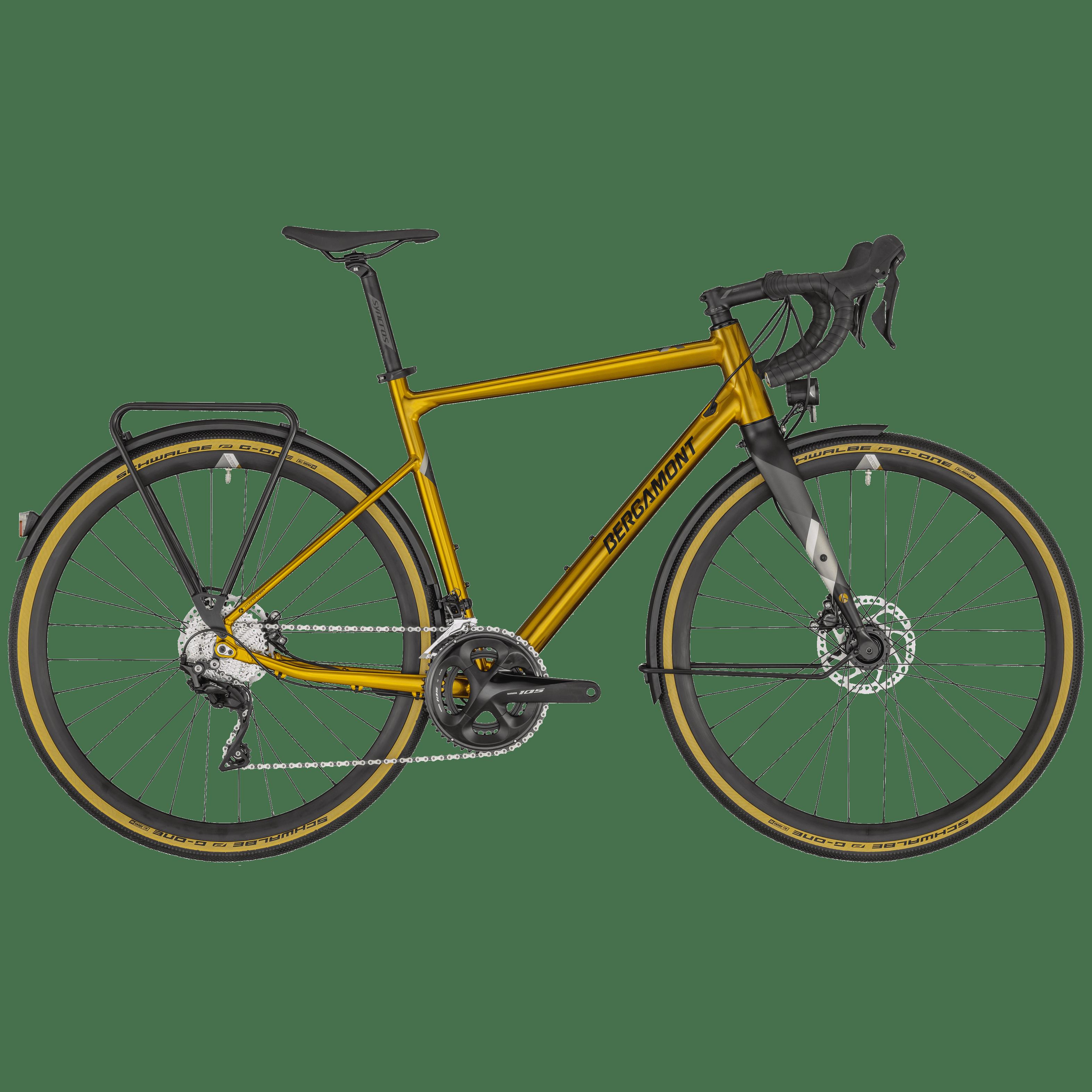 Esprit vélo bergamont Grandurance RD7